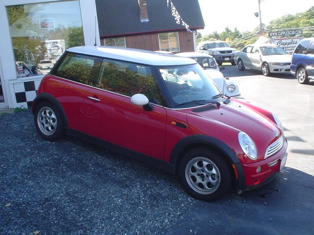 2004 Chili Red Mini Cooper - RossVW.com