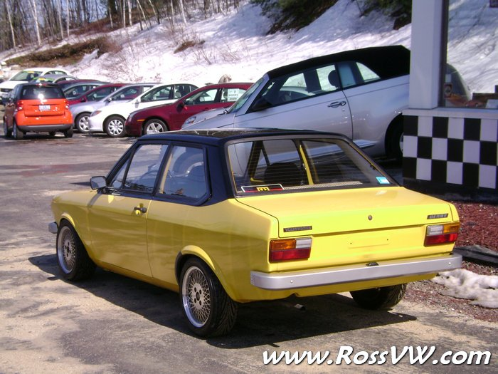 1978 Vw Derby Rossvw Com