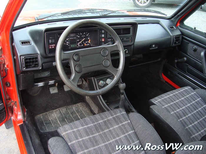 Vw Of America >> 1983 VW Jetta Wolfsburg Edition Coupe - Mars Red - www ...