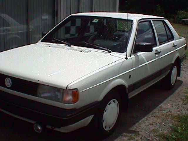 1990 Fox Wolfsburg Edition