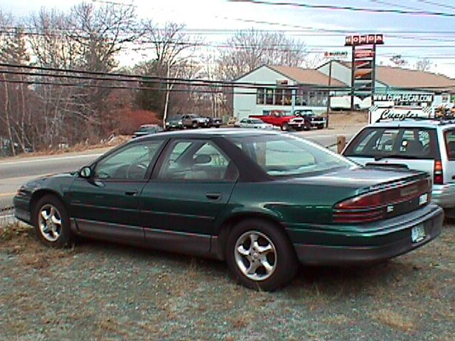 oh And a 1996 Dodge Intrepid