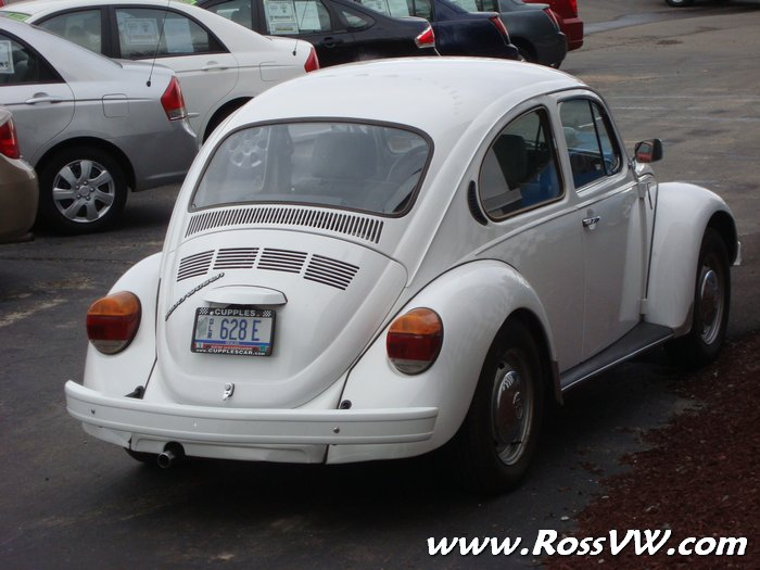 1995 Mexican Beetle - RossVW.com