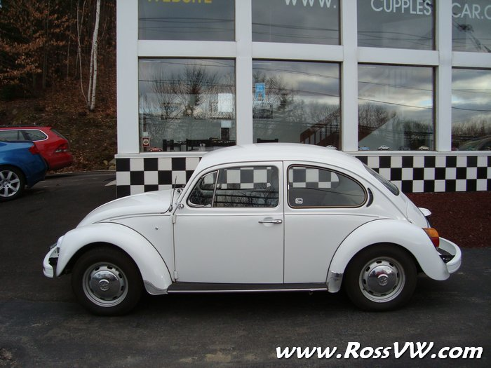 Vw Of America >> 1995 Mexican Beetle - RossVW.com