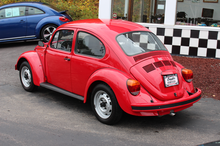 1999 Mexican Beetle - RossVW.com