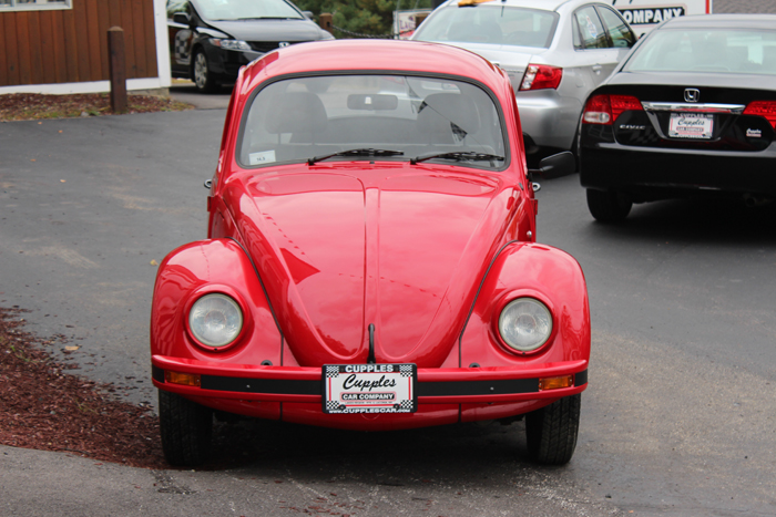 Vw Of America >> 1999 Mexican Beetle - RossVW.com